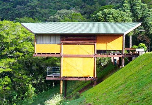 Construcci n ecol gica casa para una pareja en brasil - Apartamentos para parejas ...