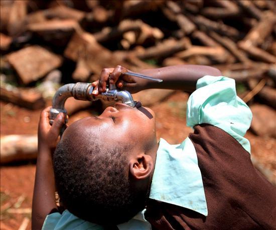 Resultado de imagen de unicef alerta sobre escasez de agua