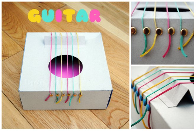 box guitar