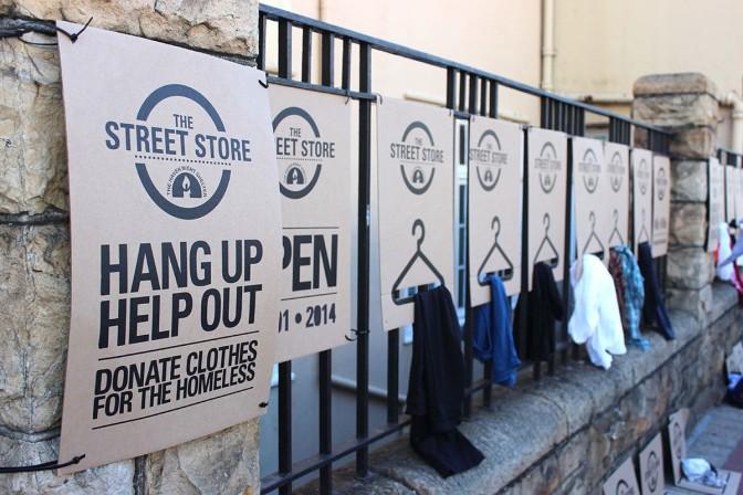 The Street Store, la tienda de ropa gratis, ahora en Quito