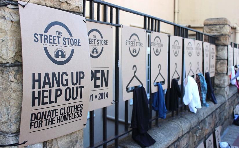 The Street Store, la tienda de ropa gratis, ahora enQuito