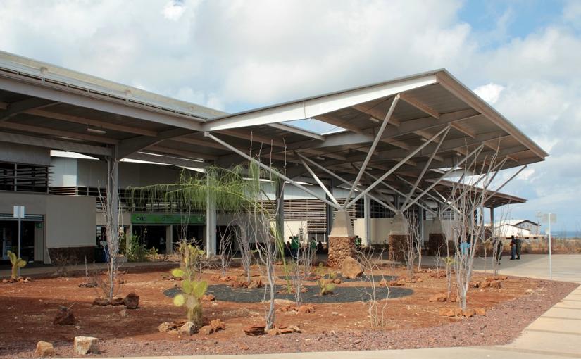 El primer aeropuerto sustentable del mundo está enEcuador