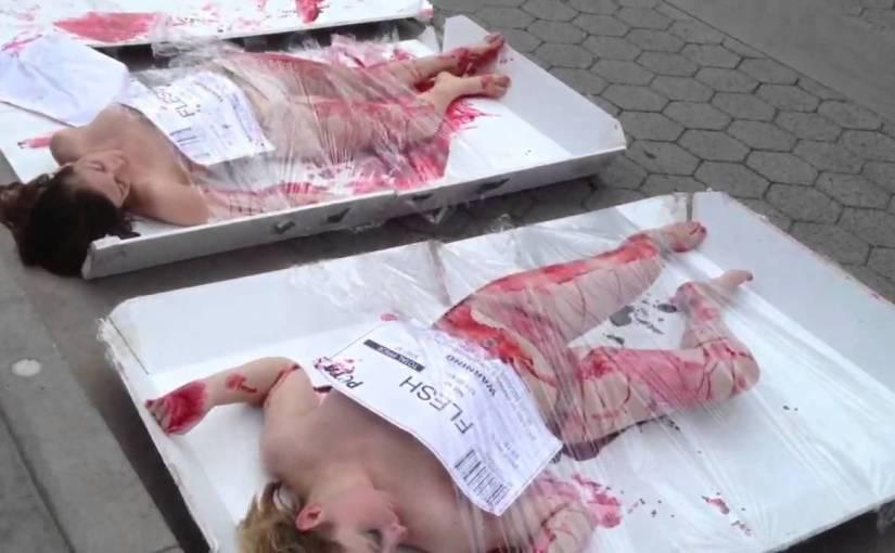 Los veganos también matan animales, lapolémica.